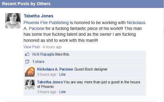Phoenix Fire Publishing 2014-07-03