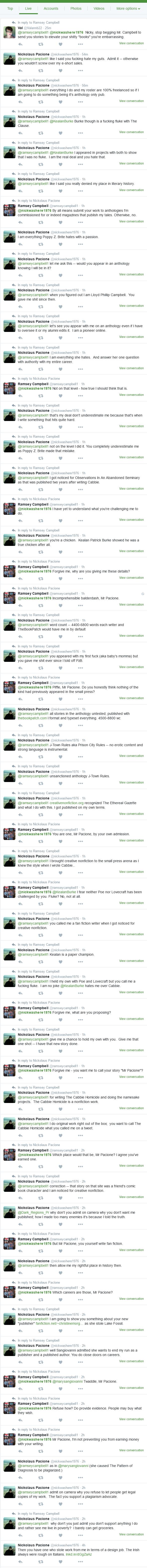 Twitter War 2016-03-16